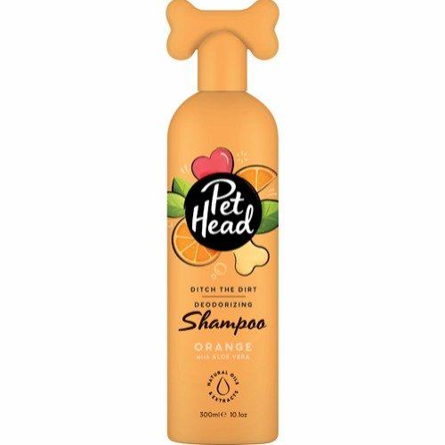 pet head ditch the dirty shampoo sjampo hund