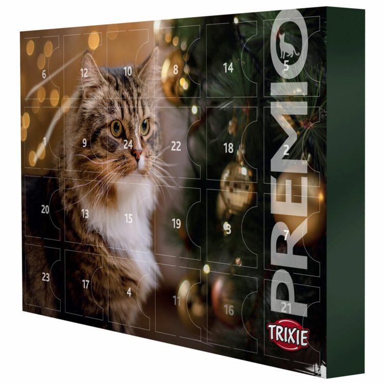 Premio adventskalender til katt